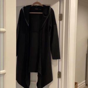 BLANKNYC HOODED LIGHT WEIGHT COAT/Jacket size Med